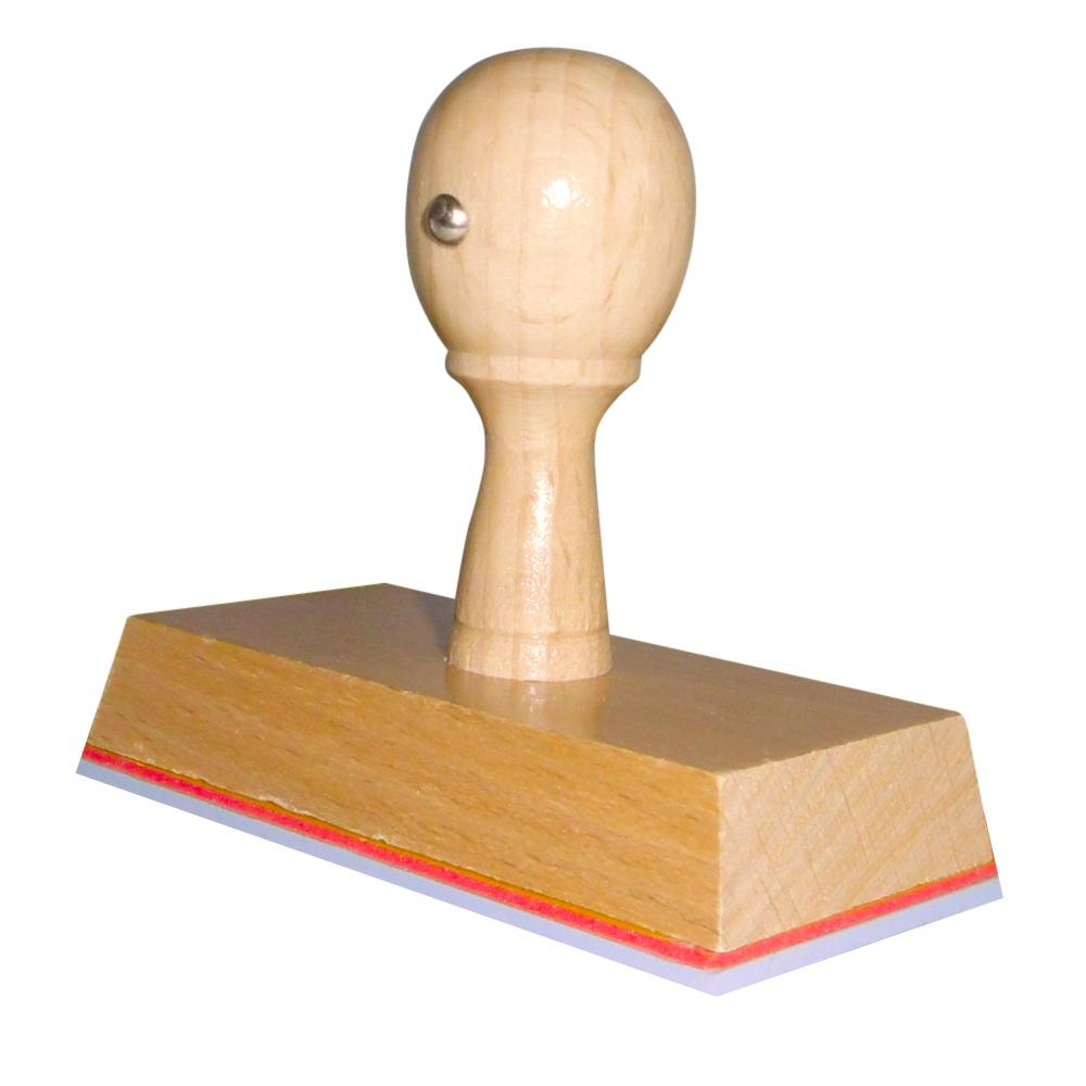 Handstempels rechthoekig
